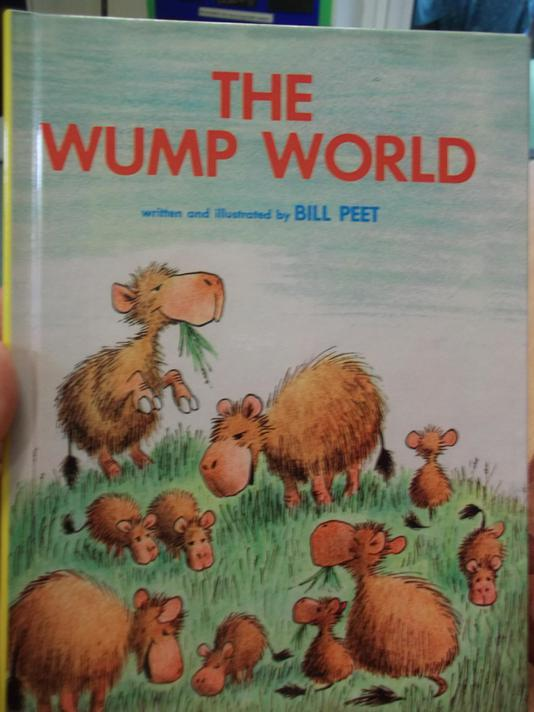 A book about caring for our world.
