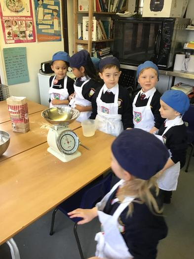Chefs in the making!