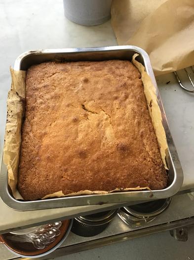 Our sponge cake