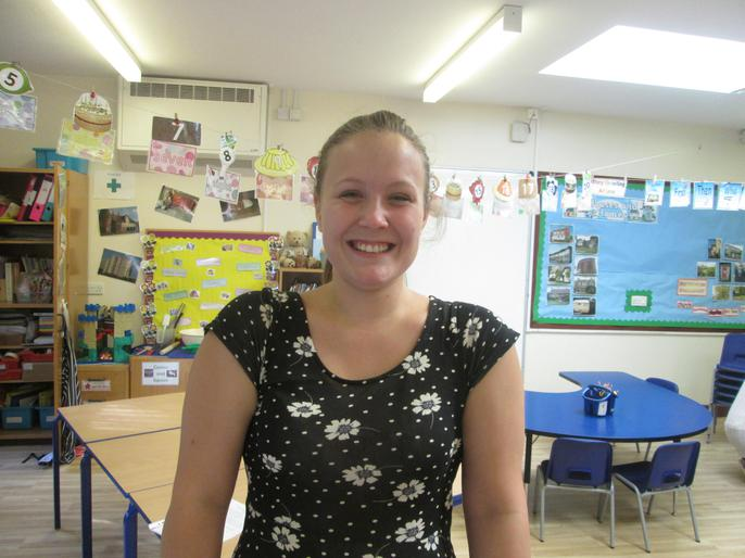 Miss Rathbone Teaching Assistant (Monday-Friday)