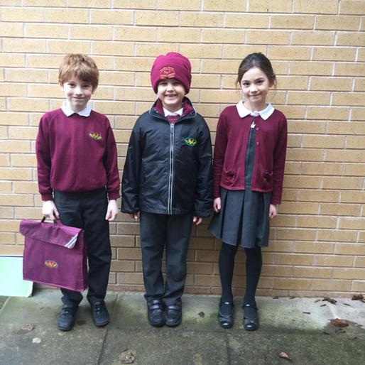 Winter Uniform Options