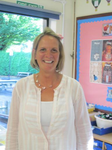 Mrs O'Neill Class Teacher (Thursday-Friday)