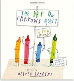 By Drew Draywalt and Oliver Jeffers