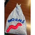 Our finished Story Sack for Foundation children!