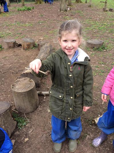Engage and Excite Day at Forest School 6