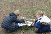 Engage & Excite Days at Forest School - April 2018 4