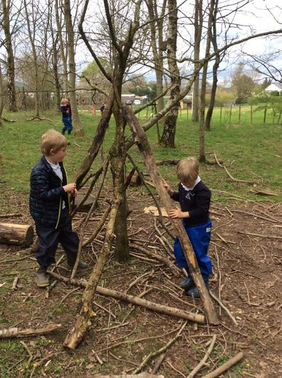 Engage and Excite Day at Forest School 13
