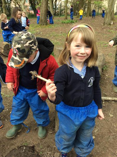 Engage and Excite Day at Forest School 5