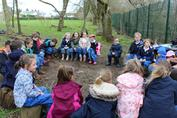 Engage & Excite Days at Forest School - April 2018 1