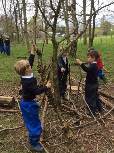 Engage and Excite Day at Forest School 12