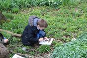 Engage & Excite Days at Forest School - April 2018 11