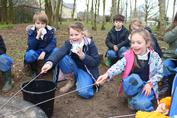 Engage & Excite Days at Forest School - April 2018 6