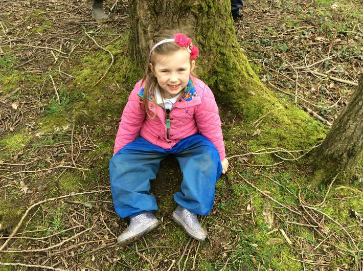Engage and Excite Day at Forest School 19