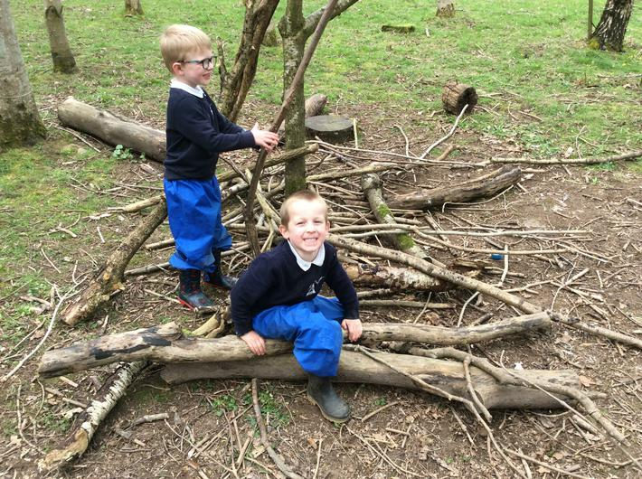 Engage and Excite Day at Forest School 22