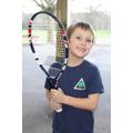 New tennis racket from Sean at Aspire Tennis