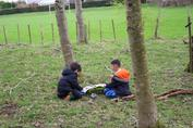 Engage & Excite Days at Forest School - April 2018 13