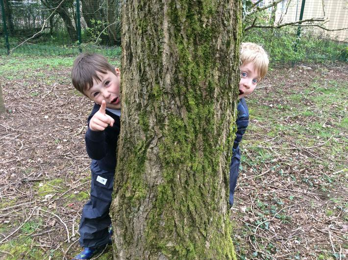 Engage and Excite Day at Forest School 20