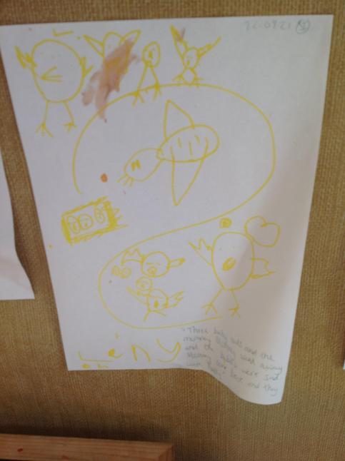 Lanayah's Wonderful Story Map