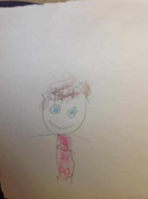 We created some fantastic self portraits