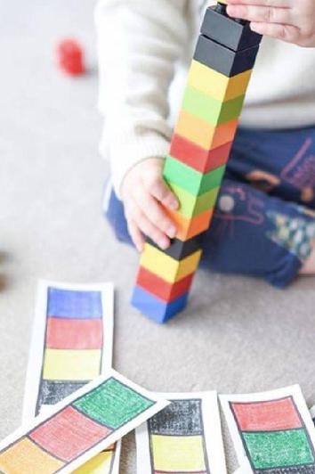 Build using blocks