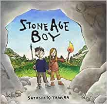 Front cover of Stone Age Boy