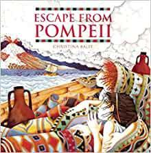 Escape from Pompeii front cover