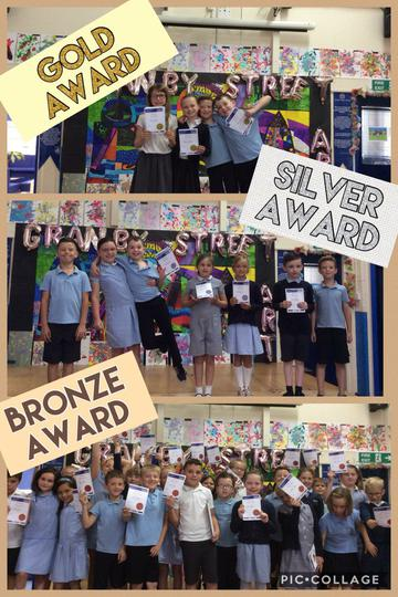 What an incredible final awards assembly!