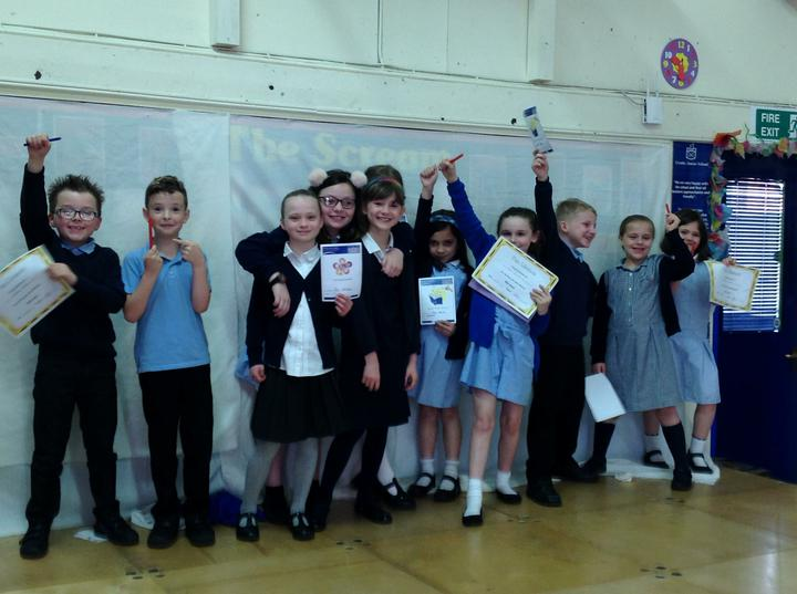 Well done 3S!!