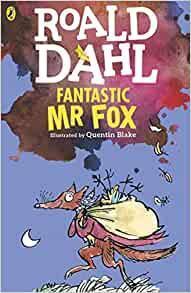 Fantastic Mr Fox Front Cover