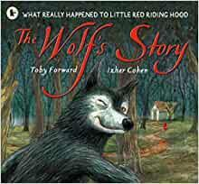 The Wolf's Story Front Cover
