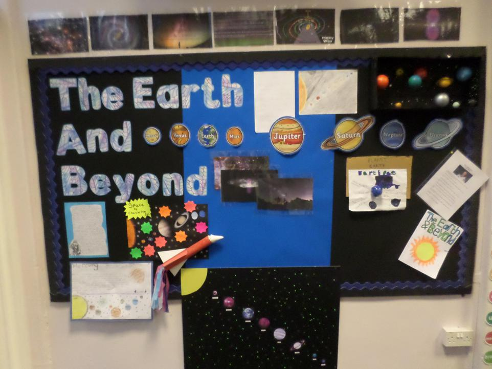 Have a look at some of our wonderful homework!