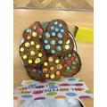 Lovely colours Mrs Hopwood!