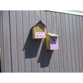Bug Hotel and Bird Box from Nurture Club