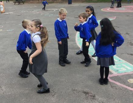 We have role played the stories of Jack and the beanstalk as well as Cinderella.