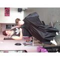 We found a hairdresser
