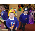 Shay and Bexley work for emergency services