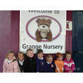 We stand with our backs against the nursery