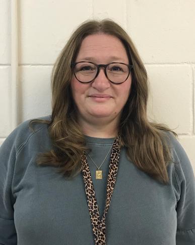 Miss Susanna Bowles, Part-Time Teacher