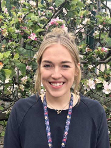 Miss Jodie Brill Teacher