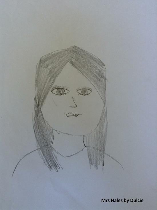 Mrs Hales by Dulcie