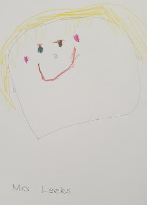 Mrs Leeks by Mia