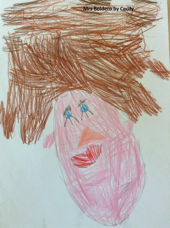 Mrs Boldero by Cecily