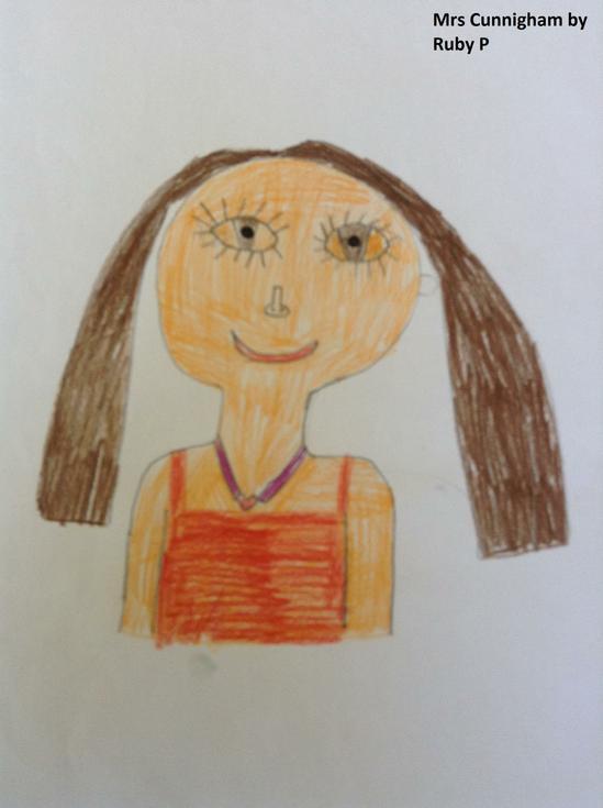 Mrs Cunningham by Ruby