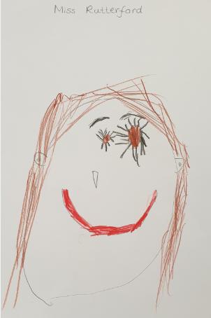 Miss Rutterford by Ewan