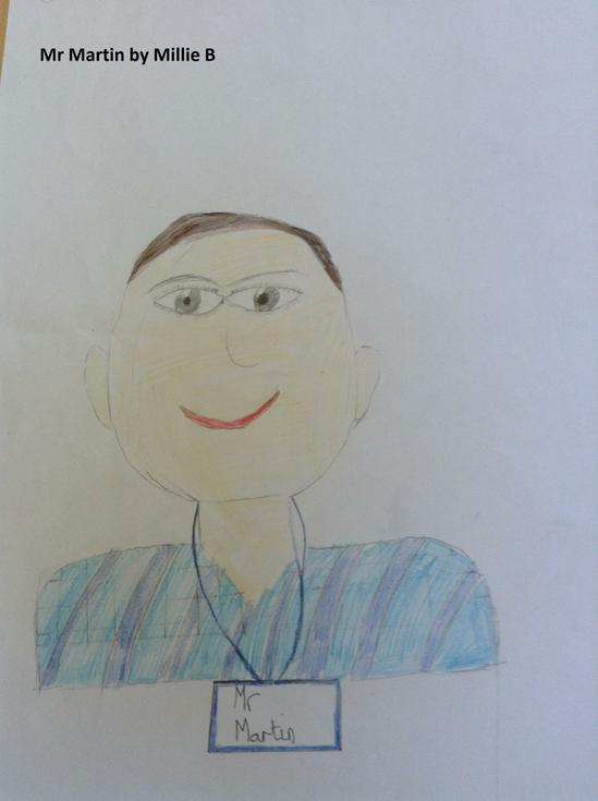 Mr Martin by Milly