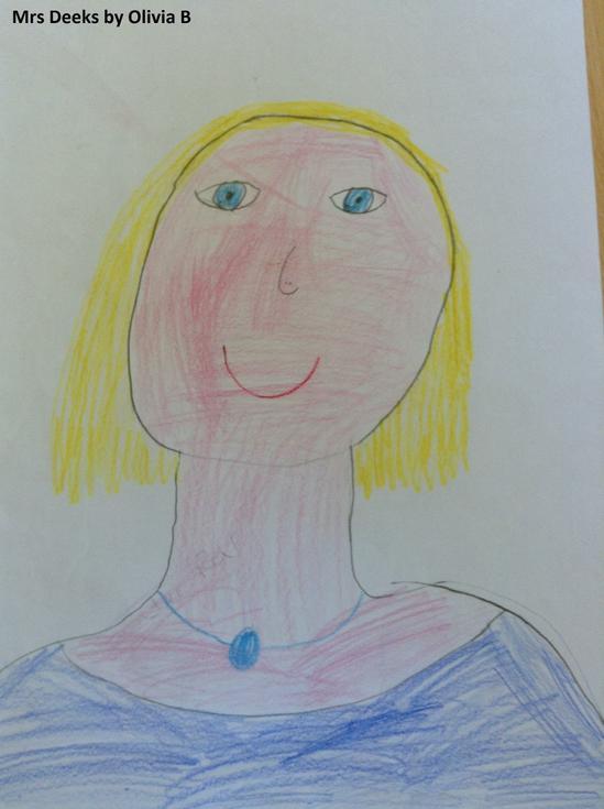 Mrs Deeks by Olivia