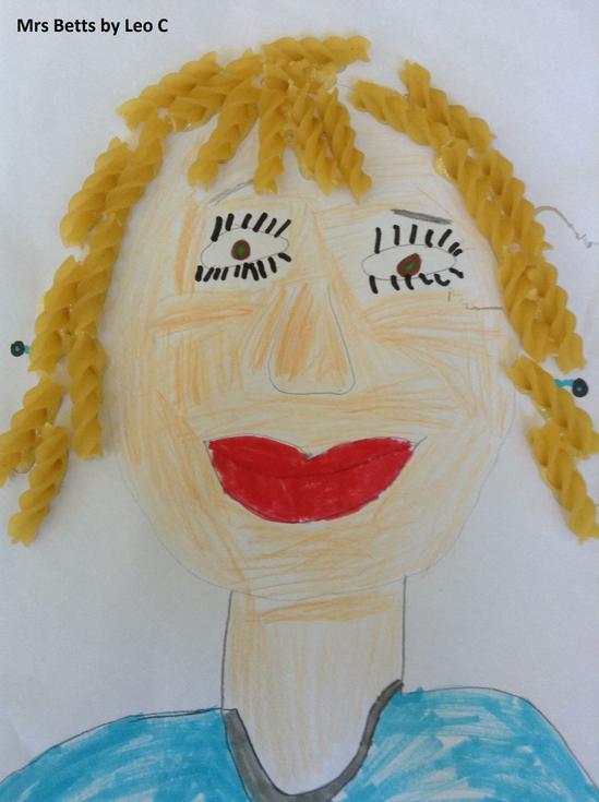 Mrs Betts by Leo