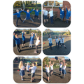 Role play in the sun!