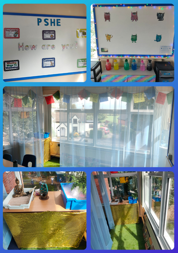 The Year 4 Classroom