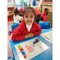 Representing numbers in a variety of ways